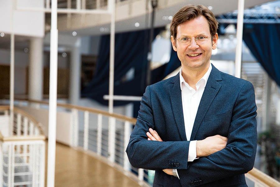 Profilbild von Prof. Dr. Heiko Kleve