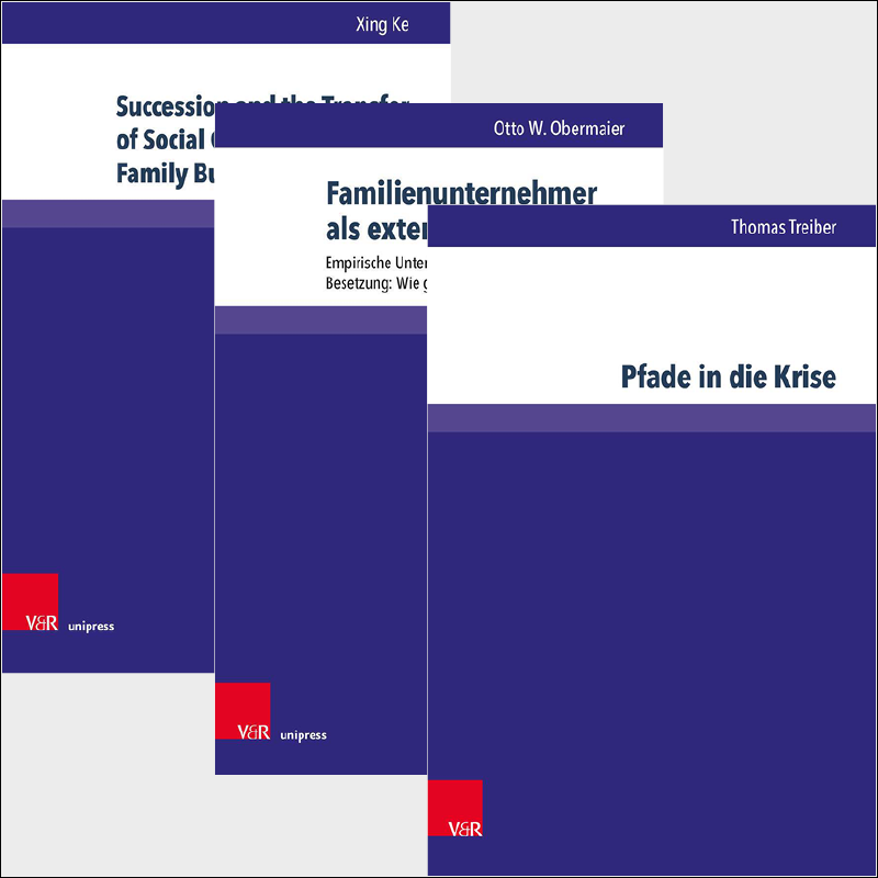 Bibliothek Kategorie WIFU-Schriftenreihe
